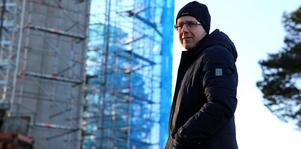 I februari blev Uno Bergström ansvarig för att lösa problemet i Klitten.