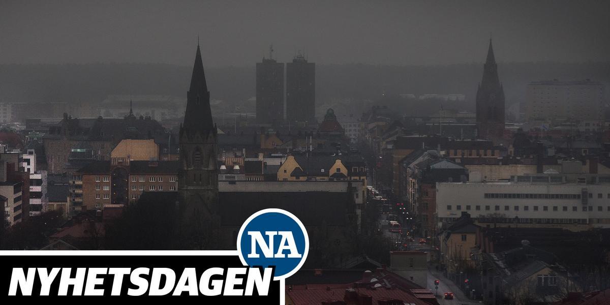 NYHETSDAGEN: 32 miljoner i skulder • Protest mot nya terminalen • Gryningspyromanen flyttas till Örebro • Bromé ...