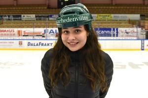 Klara Öhlin är kandidat nummer ett.