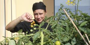 Annika Ingelson Cales, köksmästare på Johannesbergsgatan 2 i Sala, utsågs på tisdagskvällen till Årets seniorkock.