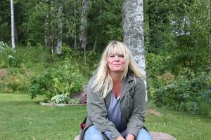 Britta Bergström. Foto: Janne Fjellström.