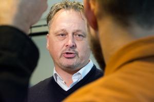 Urban Hagblom  är sportchef i GIF Sundsvall.