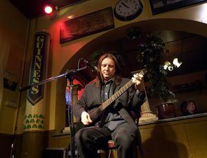 Dan Hylander på CC-puben år 2001.
