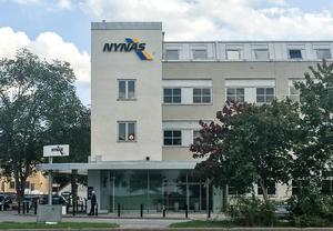 Nynas-koncernen har sitt huvudkontor i Johanneshov i Stockholm.