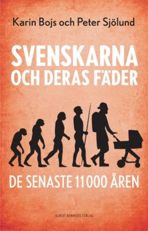 """Tillsammans med Dagens Nyheters vetenskapsjournalist Karin Bojs har Peter Sjölund gett ut boken """"Svenskarna  och deras fäder"""" (Albert Bonniers förlag, 2017)."""