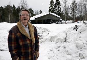 Kjell Lönnå välkomnar planerna med öppna armar.