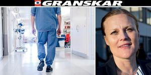 Sara Nylund (S), vice ordförande i regionstyrelsen, betonar vikten av att säkerställa patientsäkerheten och arbetsmiljön för personalen.