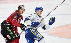 Foto: Andreas Hillergren / TT. Rundqvist i mötet med Malmö.