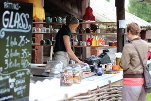 Café Nyfiket firar tio år med en festival den 18 juli. Arkivbild. Foto: Lisa Persson