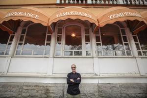 Miguel Antolin är en av de nya ägarna på Temperance.