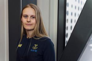 Jennie-Lee Burmansson är uttagen till vinter-OS, som den yngsta svenskan någonsin.