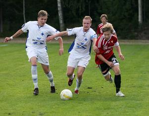 Anders Stenberg och hans Bergvik är ännu segerlösa. I derbyt mot Tommy Nords Stugsund blev det 1–1.