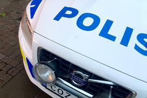 Polisen larmades om händelsen vid 14.00.