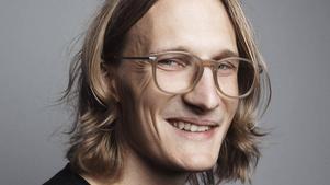 Marcus Berggren leder Manifestgalan tillsammans med Moa Lundqvist. Pressbild.