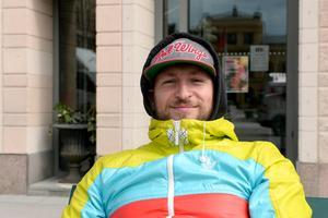 Yllmen Ramosaj, 31 år, hemtjänsten, Sundsbruk: