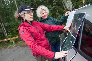 Karin Hansson och Eva Hedström är naturvårdshandläggare på Länsstyrelsen Gävleborg.