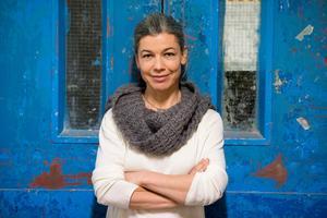 Sara Lundberg. Foto: Hossein Salmanzadeh/TT/Arkiv