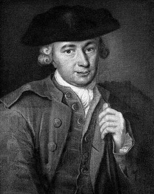 Johann Georg Hamann. Ur Paul Ortwin Raves