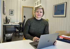 Annika Gustafsson är biträdande rektor på Drottning Blankas gymnasieskola.