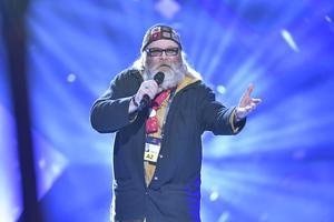 Roger Pontare spelar julmusik med Ströms kyrkokör 21 december. Foto: TT