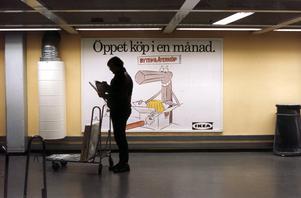 Kontrollera innan du köper en vara om företaget har öppet köp eller bytesrätt. Det finns nämligen inte en lagstadgad rätt till öppet köp. Foto: Ingvar Svensson/TT