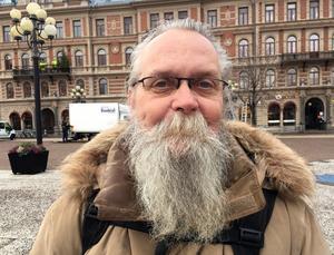 Anders Henriksson, 65 år, pensionär, Sundsvall