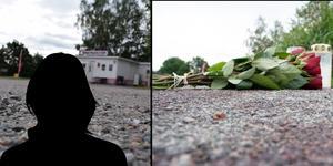 Två personer har häktats i samband med det misstänkta mordet i Grängesberg.