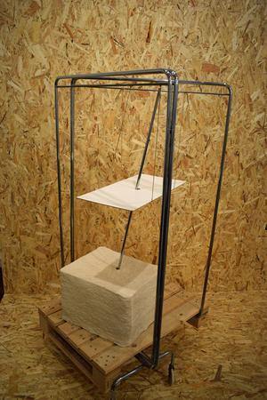 Lastpallar är flitigt använda som material.
