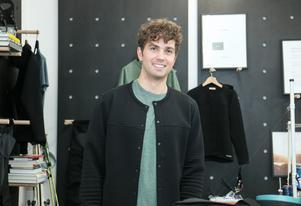 Jacob von Matern driver sin designstudio i Nynäshamn.