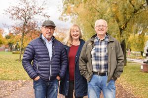 Birger Nylén, Berit Olars och Sten Widell gör comeback i tidningens spalter.
