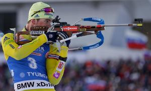 Fredrik Lindström gjorde en stark världscupavslutning.