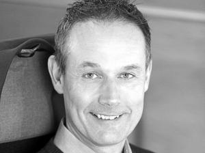 Magnus Fält, fastighetschef och vice vd på Maxfastigheter, bolaget som äger Citygallerian. Foto: Maxfastigheters hemsida.