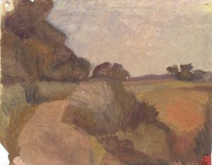 Till de tidigaste av VKF:s inköp hör målningar av Salasonen Ivan Aguéli.