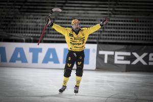 Isac Karlsson.