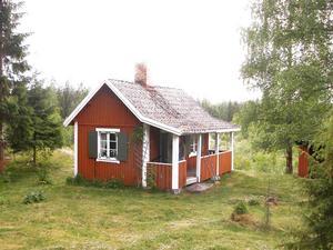 Den lilla röda stugan på landet blev det som skulle skapa en hemkänsla i folkhemmet.Foto: Roland Berg
