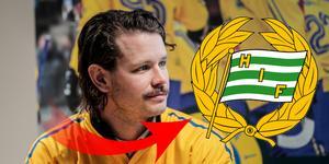 David Pizzoni Elfving är klar för minst en säsong till i Hammarby.
