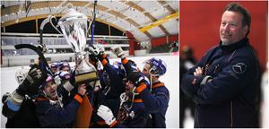 Bollnäs tränare Svenne Olsson fick flera kvitton på att Bollnäs tagit sjumilakliv mot att bli en färdig lagmaskin.