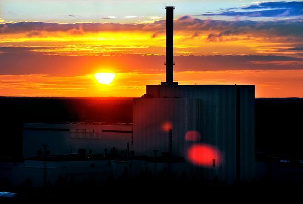 Kärnkraft är säkert och bra för miljön. Foto: Thomas Oneborg/TT