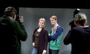 Sissela Kyle och Jens Nilsson har bearbetat