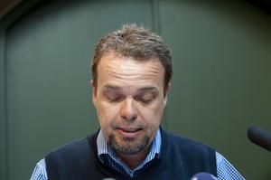 Arbetsmarknadsminister Sven Otto Littorin avgick.