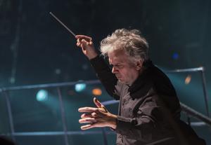 Josef Rhedin, dirigent.