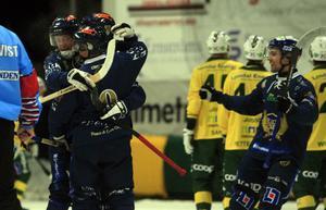 Peace & Love City kom tillbaka och jagade ikapp 1–3 till 3–3 mot Ljusdal.