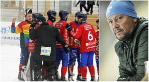 Ljusdals sportchef Ola Bengtsson hittade en ny tränare i Uppsalalaget UNIK.