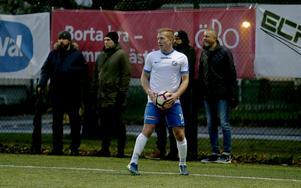 Robin Ingvarsson gör sin sista insats i Rynningetröjan på lördag kväll. Han spelade för klubben 2005–2007 och 2017–2018. Arkivfoto