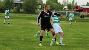 Hede/Vemdalen orkade inte hela matchen mot Tandsbyn. Arkivbild från lagets möte med Berg.