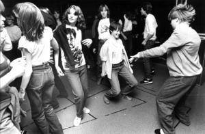 Dans på Disco Oden 1979.