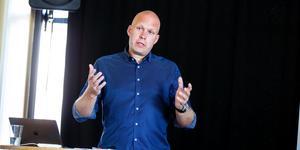 VIK:s ordförande Pär Södergren.