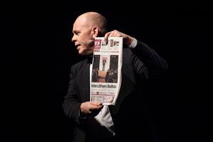 Tidningen Ångermanland måste leverera sådant som engagerar läsarna – till exempel kåserier från Jacke Sjödin, menar signaturen Varför?
