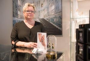 Det är väldigt tråkigt, det som hänt, säger Annika Törnberg. Hon är ändå tacksam för att det inte var någon hotfull situation, säger hon.