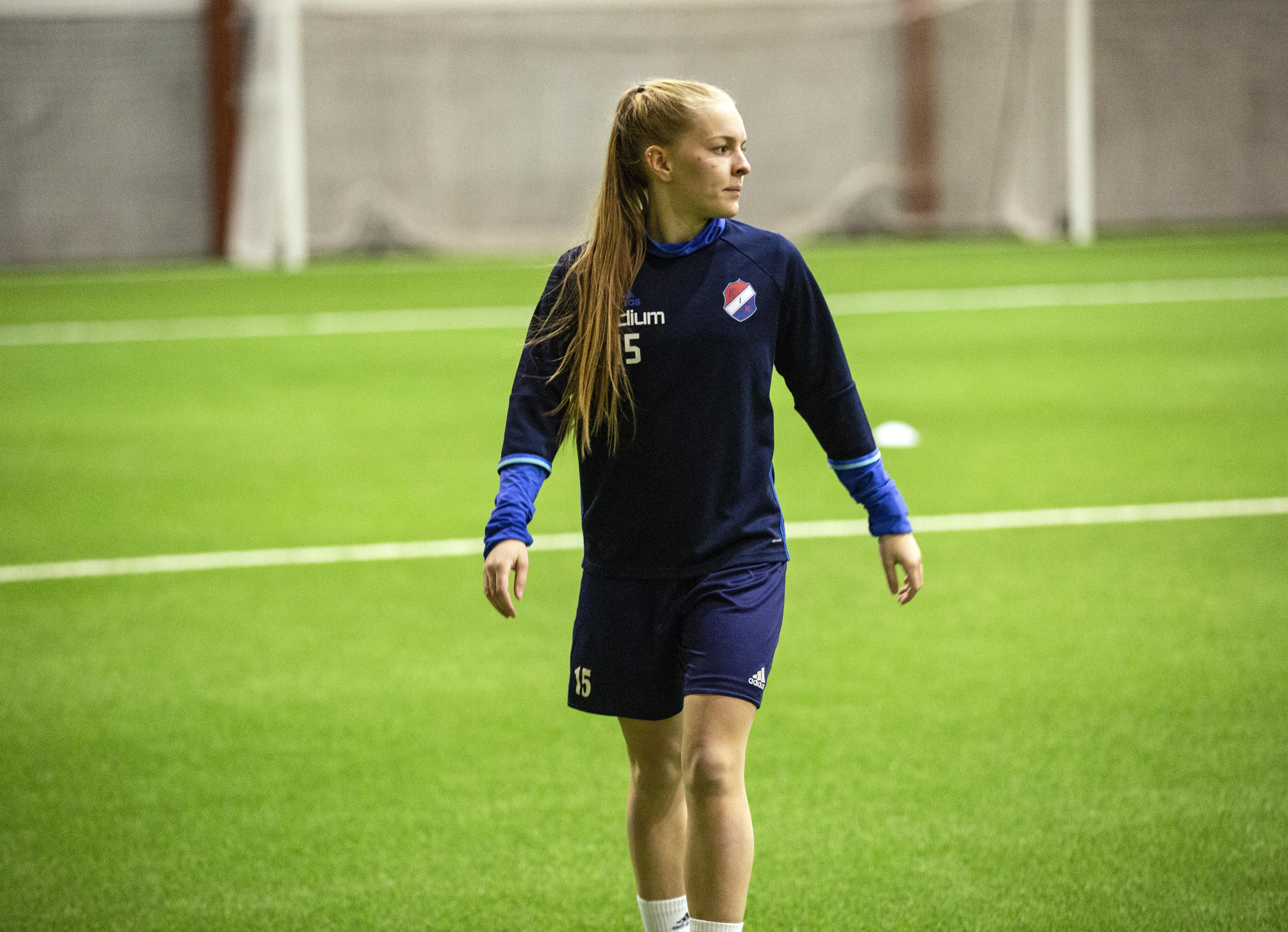Johanna Axfeldt menar att lagsnacket efter Umeåförlusten